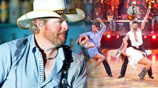 Toby keith Songs | Toby Keith Performs 'Should've Been A Cowboy' on Dancing With The Stars (WATCH) | Country Music Videos