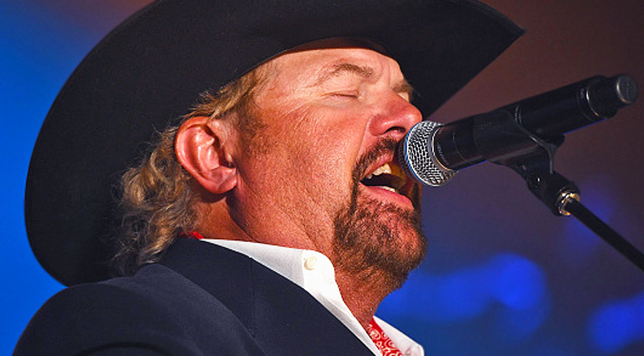 Toby keith Songs | Toby Keith Reveals His Tender Side In New Single 'Beautiful Stranger' | Country Music Videos