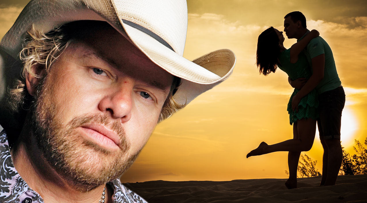 Toby keith Songs | Toby Keith's Dreamy Music Video For 'You Shouldn't Kiss Me Like This' Will Take Your Breath Away! | Country Music Videos