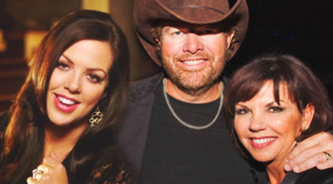 Toby keith Songs | Toby Keith Celebrates 31 Years of Marriage (VIDEO) | Country Music Videos