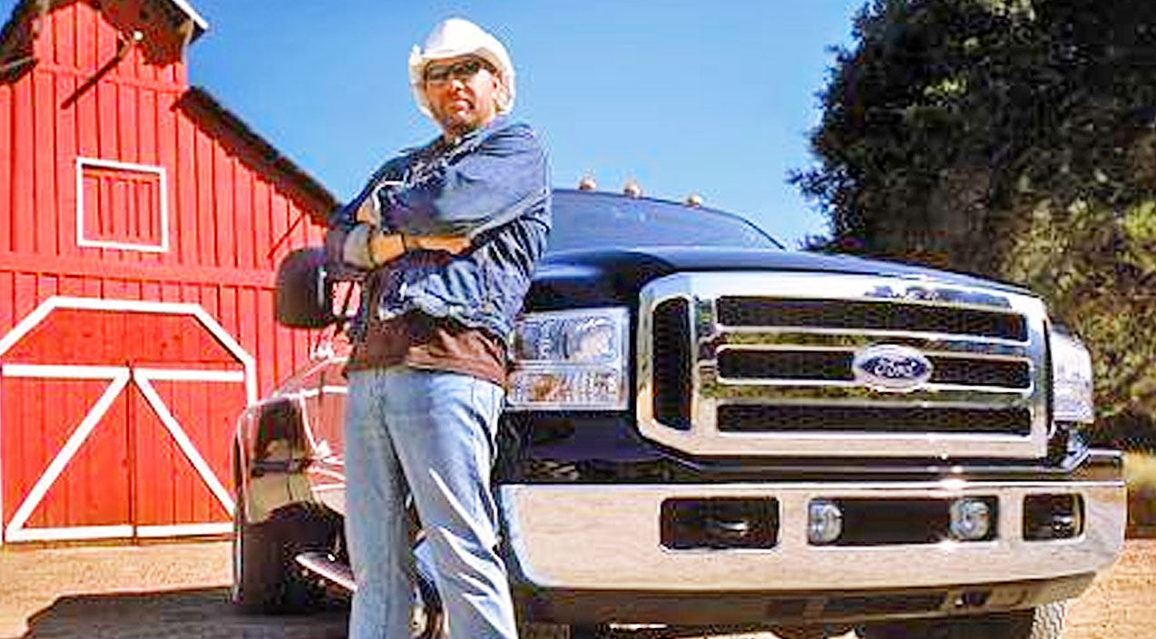 Toby keith Songs | 5. The Time He Was A 'Ford Truck Man' | Country Music Videos