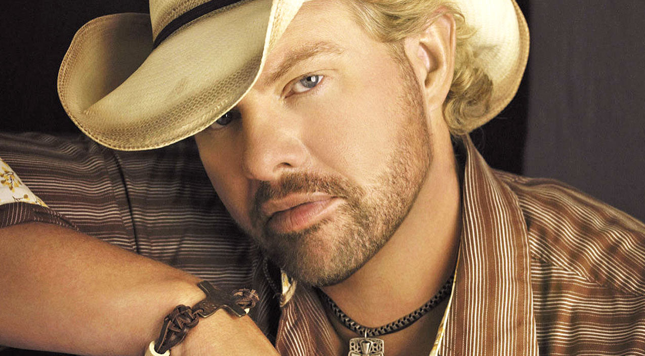 Toby keith Songs | 8 Times Toby Keith Was The Definition Of Badass | Country Music Videos