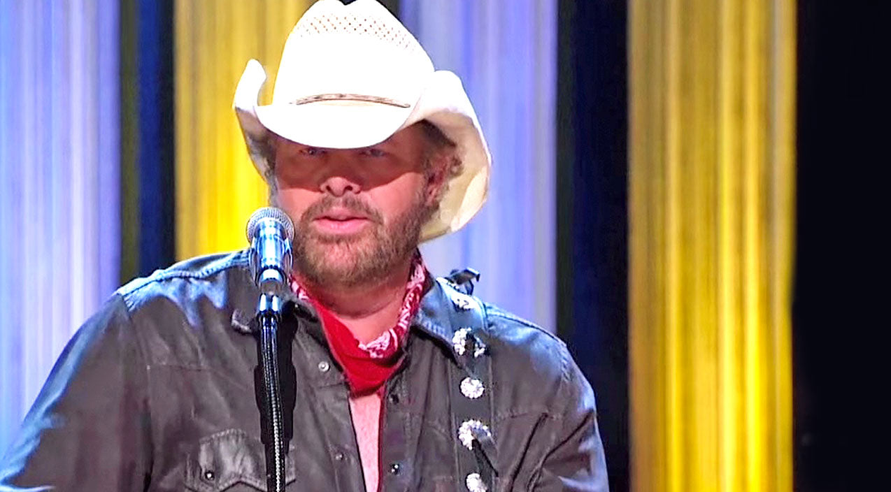 Toby keith Songs | Toby Keith Shares His Respect For Merle Haggard & Performs Medley Of His Iconic Hits | Country Music Videos