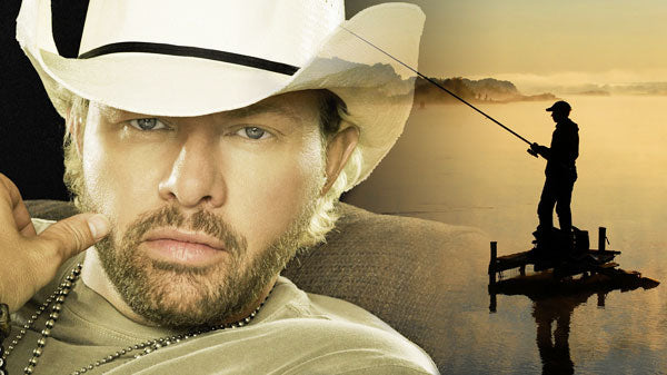 Toby keith Songs | Toby Keith - I'll Probably Be Out Fishin' | Country Music Videos