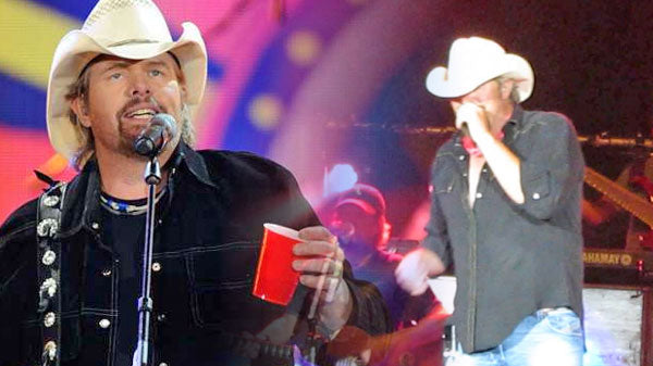 Toby keith Songs | Toby Keith - Wish I Didn't Know Now (LIVE) (WATCH) | Country Music Videos