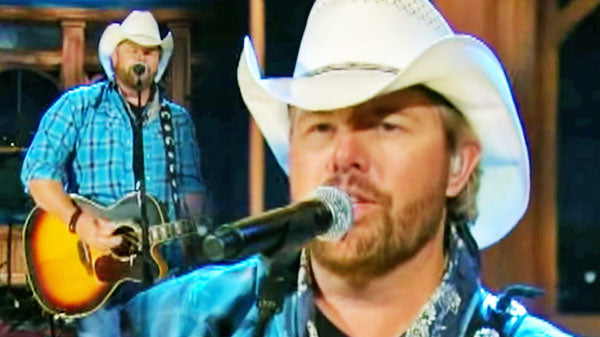 Toby keith Songs | Toby Keith - Bullets in the Gun (LIVE) | Country Music Videos