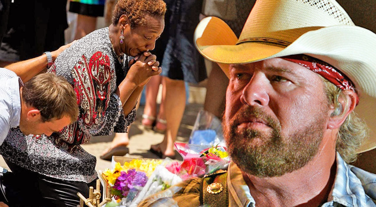 Toby keith Songs | Toby Keith Voices Opinion Of Charleston Tragedy And He's Outraged (VIDEO) | Country Music Videos