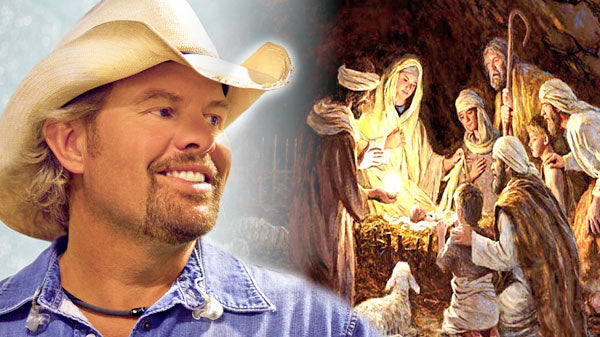 Toby keith Songs | Toby Keith - O Come All Ye Faithful (VIDEO) | Country Music Videos