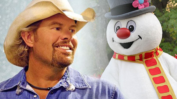 Toby keith Songs | Toby Keith - Frosty The Snowman (VIDEO) | Country Music Videos