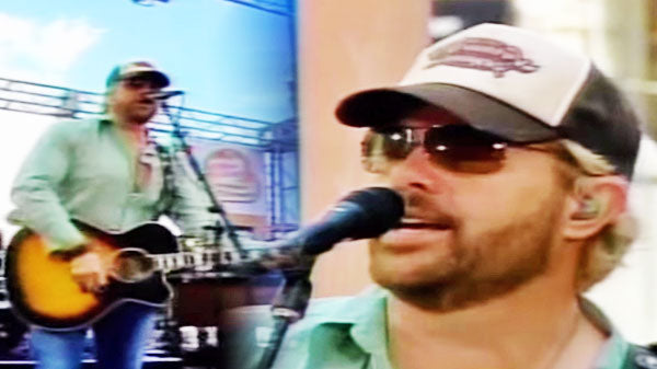 Toby keith Songs | Toby Keith - High Maintenance Woman (Live) (WATCH) | Country Music Videos