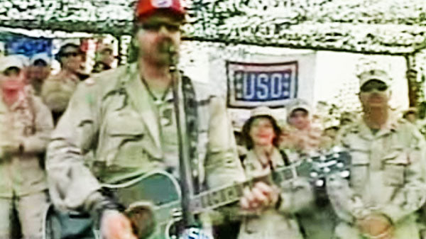 Toby keith Songs | Toby Keith - As Good As I Once Was (Live From Iraq) | Country Music Videos