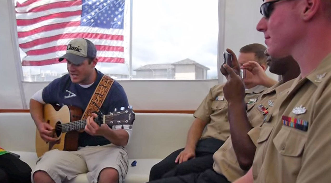 Toby keith Songs | Former American Idol Hopeful Sings Heartfelt Cover Of