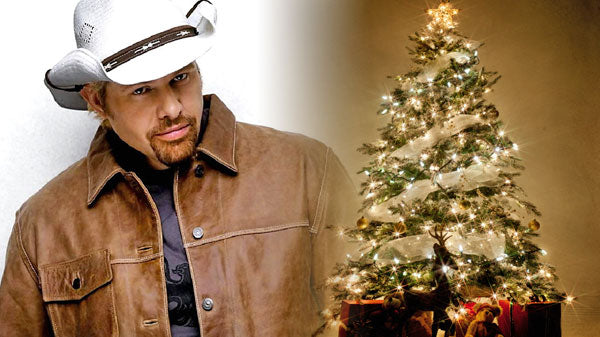 Toby keith Songs | Toby Keith - Rockin' Around The Christmas Tree (VIDEO) | Country Music Videos