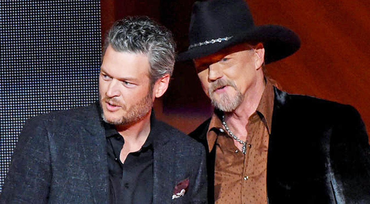 Trace adkins Songs | The Dynamic Duo Of Trace Adkins & Blake Shelton Teams Up For Comedic Duet, 'If I Was A Woman' | Country Music Videos