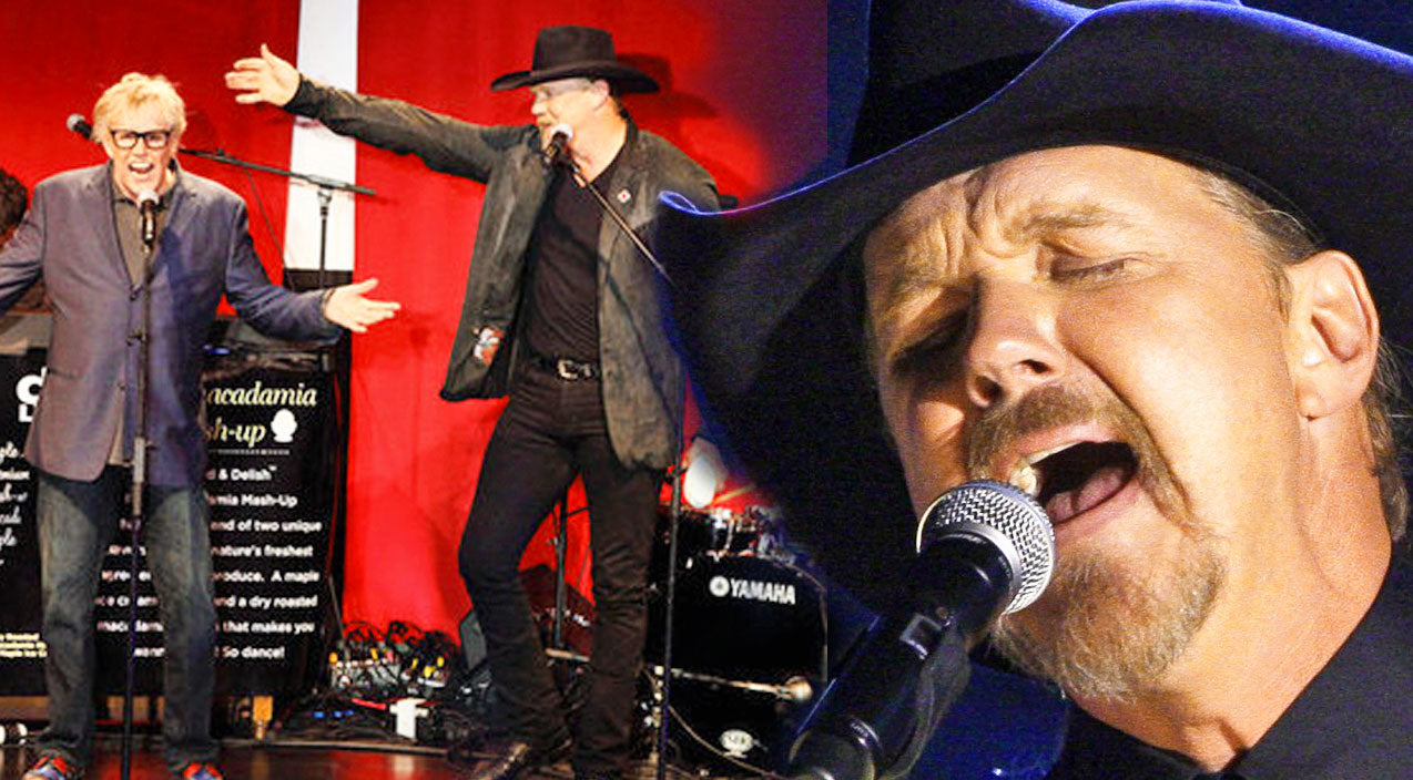 Trace adkins Songs | Trace Adkins, Gary Busey, & Magician Penn Jillette Perform on Celebrity Apprentice | Country Music Videos