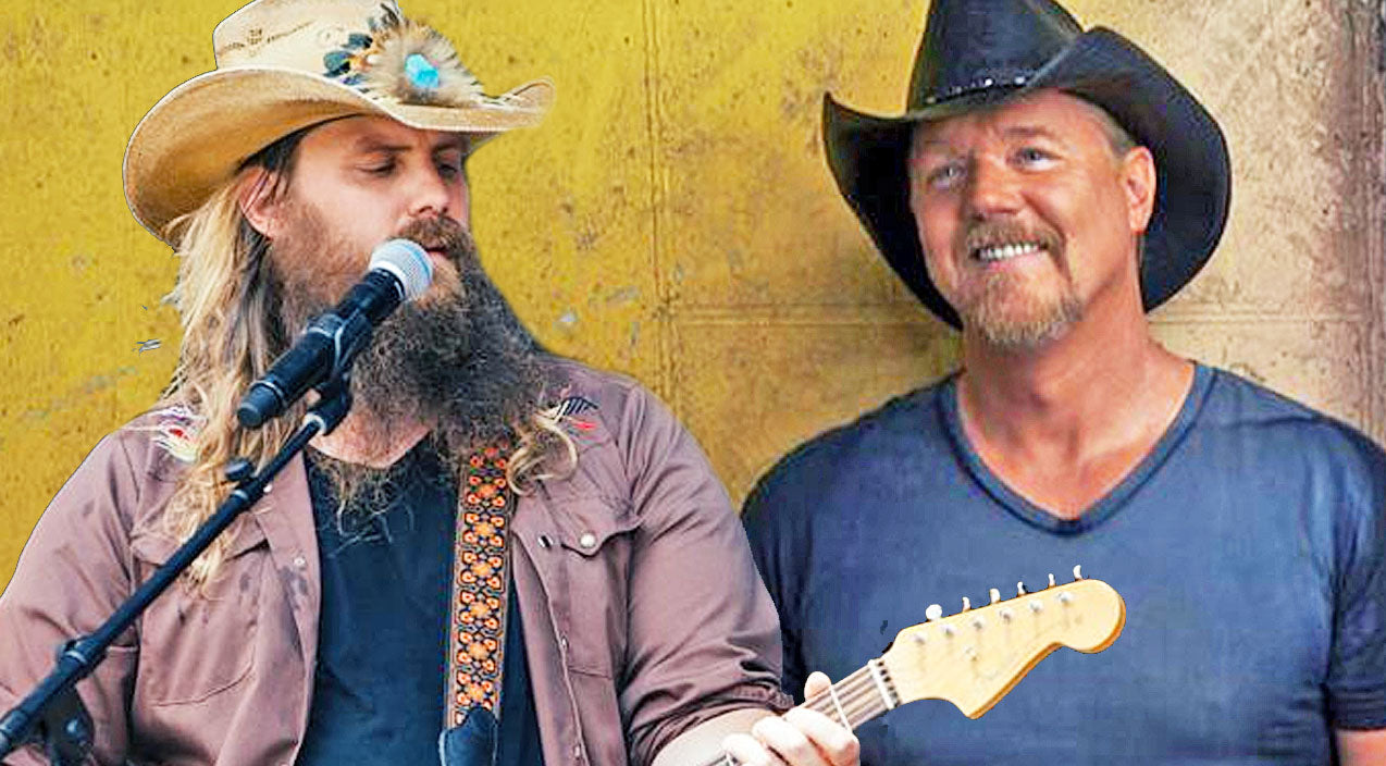 Trace adkins Songs | 'He's The Whole Package' - Trace Adkins Praises Chris Stapleton | Country Music Videos