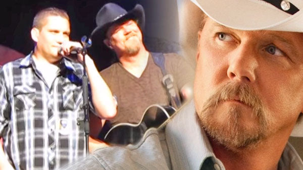 Trace adkins Songs | Trace Adkins Lets His Fan Sing