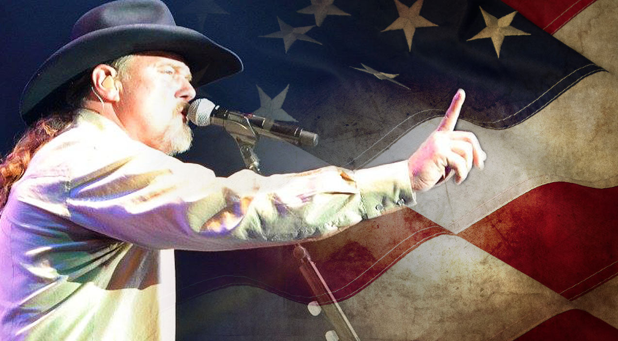 Trace adkins Songs | Don't Mess With Trace Adkins Or His Country Unless Y'all Want To Hear Some 'Fightin' Words' | Country Music Videos