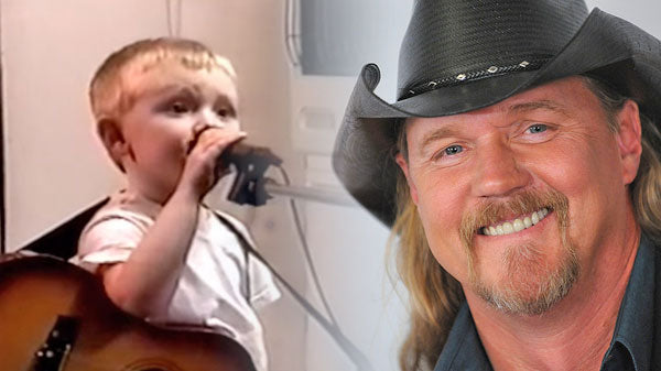 Trace adkins Songs | Young Boy Does An Adorable Cover Of Trace Adkins'