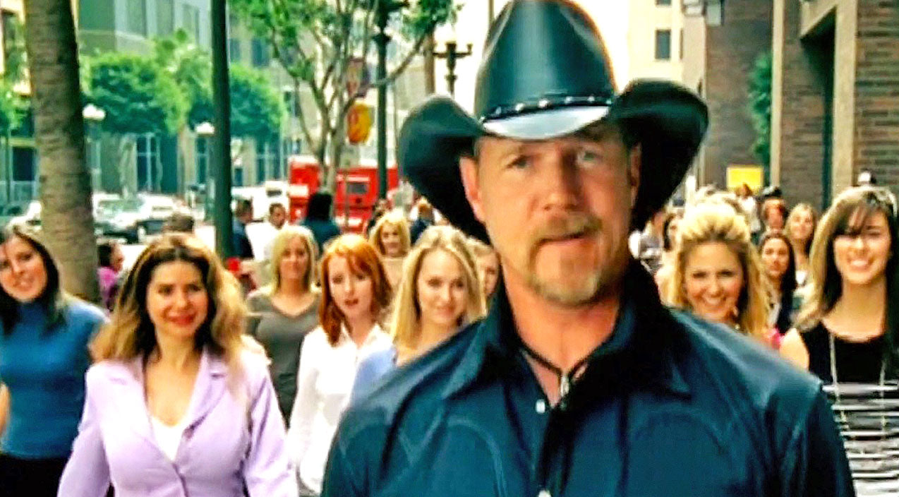 Trace adkins Songs | Try Your Best To Resist Trace Adkins Swoon-Worthy Video For 'Ladies Love Country Boys' | Country Music Videos