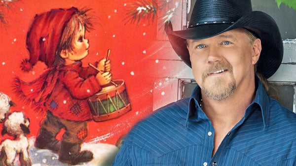 Trace adkins Songs | Trace Adkins - Little Drummer Boy (Christmas Show) | Country Music Videos