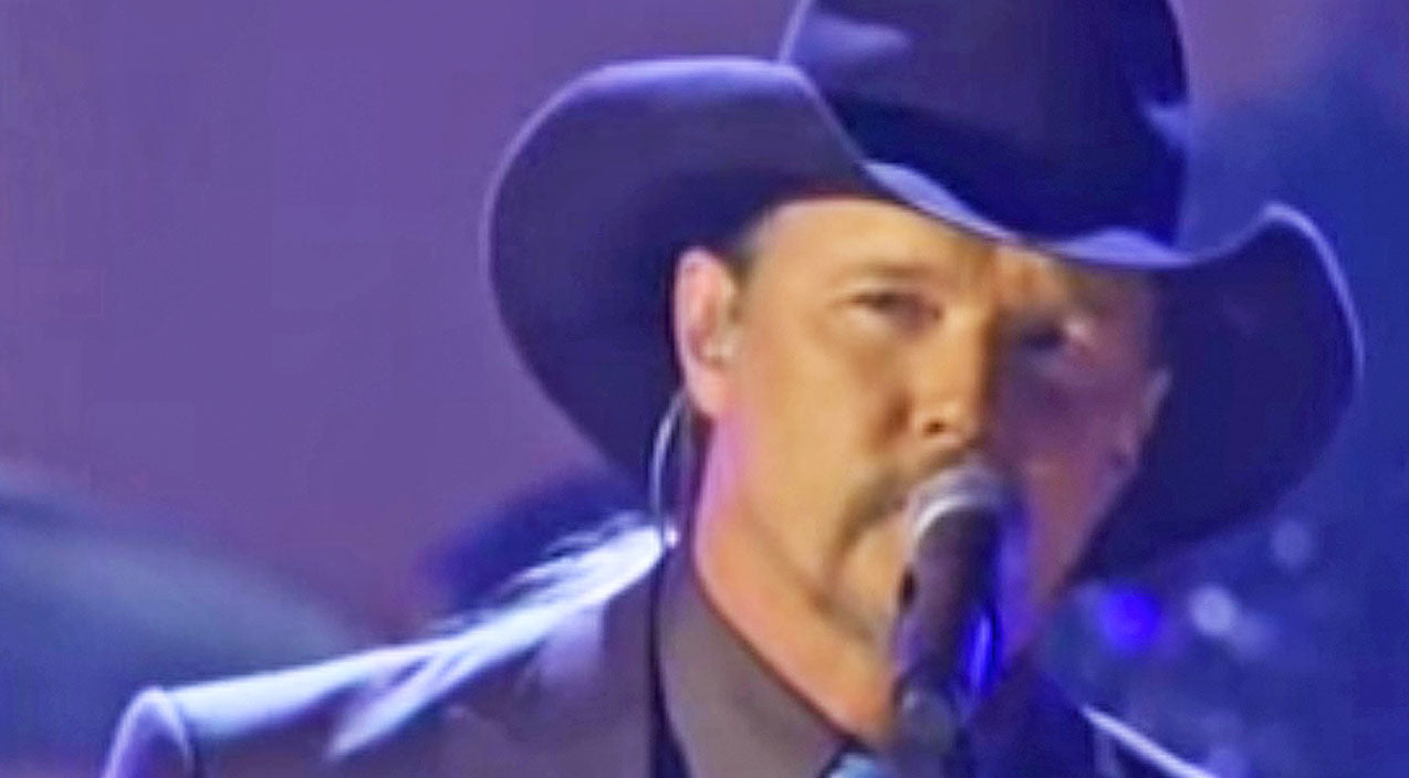Trace adkins Songs | Trace Adkins Lays His Heart On The Line In Profound Live Performance Of 'You're Gonna Miss This' | Country Music Videos