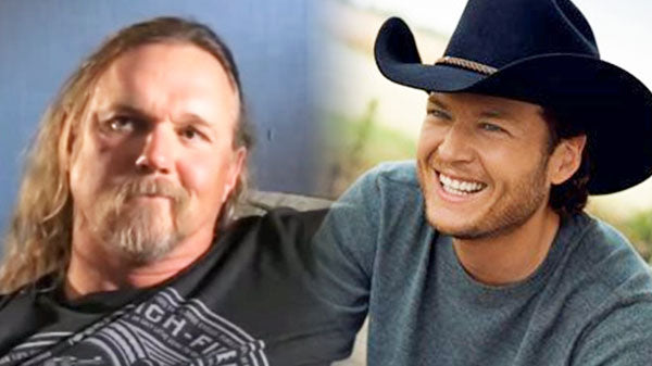 Trace adkins Songs | Trace Adkins Talks About Blake Shelton (VIDEO) | Country Music Videos