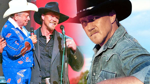 Trace adkins Songs | Little Jimmy Dickens Invites Trace Adkins to Join the Opry (VIDEO) | Country Music Videos