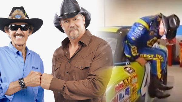 Trace adkins Songs | Trace Adkins and Richard Petty in Pick A Powder Campaign Promo (WATCH) | Country Music Videos