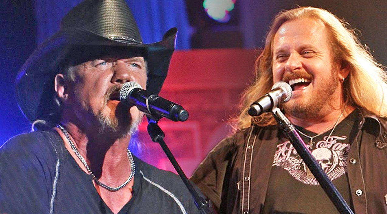 Trace adkins Songs | Trace Adkins Gives Skynyrd's 'What's Your Name' A Hard Core Dose Of Country Grit | Country Music Videos
