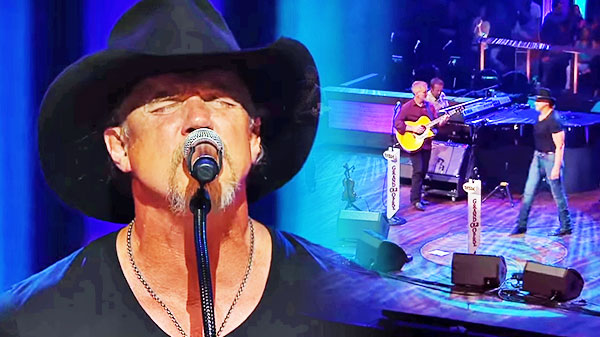 Trace adkins Songs | Trace Adkins - This Ain't No Thinkin' Thing (LIVE) (WATCH) | Country Music Videos