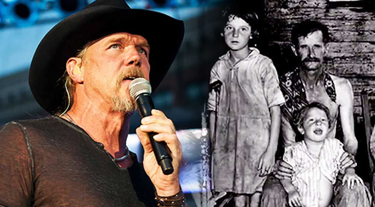 Trace adkins Songs | Trace Adkins Celebrates Unbreakable Strength Of American People In Uplifting Song 'Tough People Do' | Country Music Videos