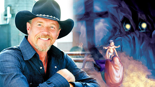 Trace adkins Songs | Trace Adkins - Away In A Manger (WATCH) | Country Music Videos