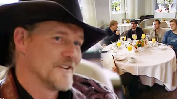Trace adkins Songs | Trace Adkins Dealing With The Backstreet Boys (Hilarious) (VIDEO) | Country Music Videos