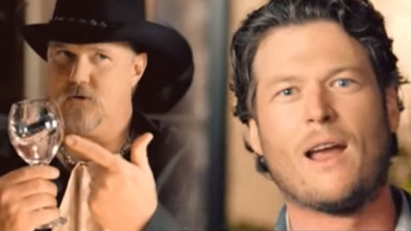 Blake Shelton & Trace Adkins - Hillbilly Bone (VIDEO) | Country Music Videos
