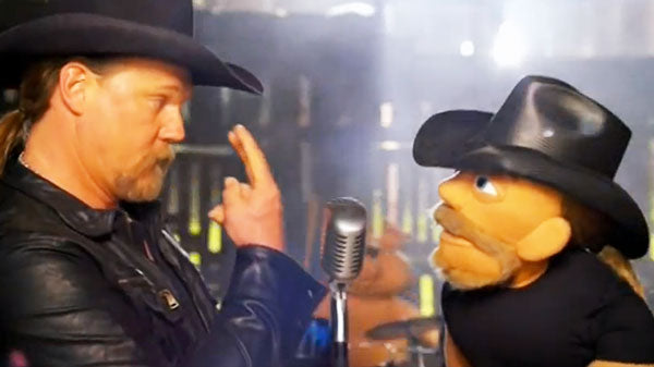 Trace adkins Songs | Trace Adkins - Brown Chicken, Brown Cow | Country Music Videos