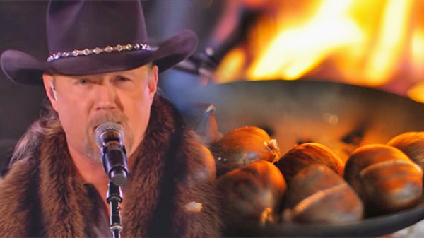 Trace adkins Songs | Trace Adkins - The Christmas Song (LIVE) (VIDEO) | Country Music Videos
