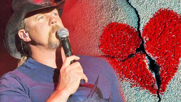 Trace adkins Songs | Trace Adkins - Heartbreak Song (Unreleased) (LIVE) (WATCH) | Country Music Videos