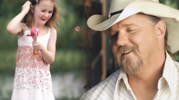 Trace adkins Songs | Trace Adkins - Just Fishin' (WATCH) | Country Music Videos