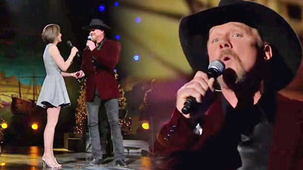Trace adkins Songs | Trace Adkins & Alyth McCormack - I Saw Three Ships (VIDEO) | Country Music Videos