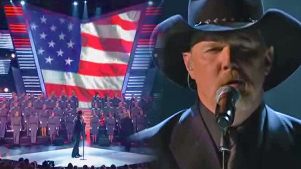 Trace adkins Songs | Trace Adkins - 'Til the Last Shot's Fired (LIVE) (WATCH) | Country Music Videos