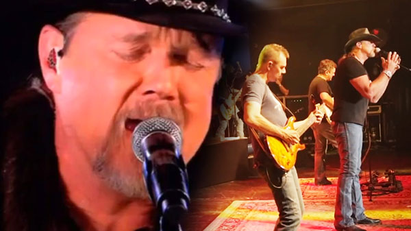 Trace adkins Songs | Trace Adkins - Tough People Do (LIVE) (VIDEO) | Country Music Videos