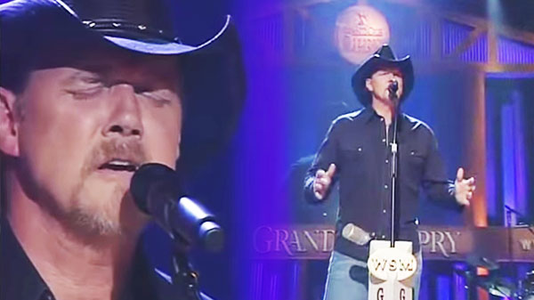 Trace adkins Songs | Trace Adkins - You're Gonna Miss This (Live at the Grand Ole Opry) (VIDEO) | Country Music Videos