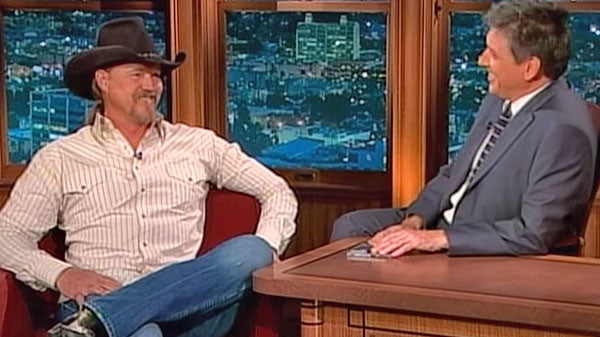 Trace adkins Songs | Trace Adkins - Interview with Craig Ferguson (Racy Topics) (WATCH) | Country Music Videos
