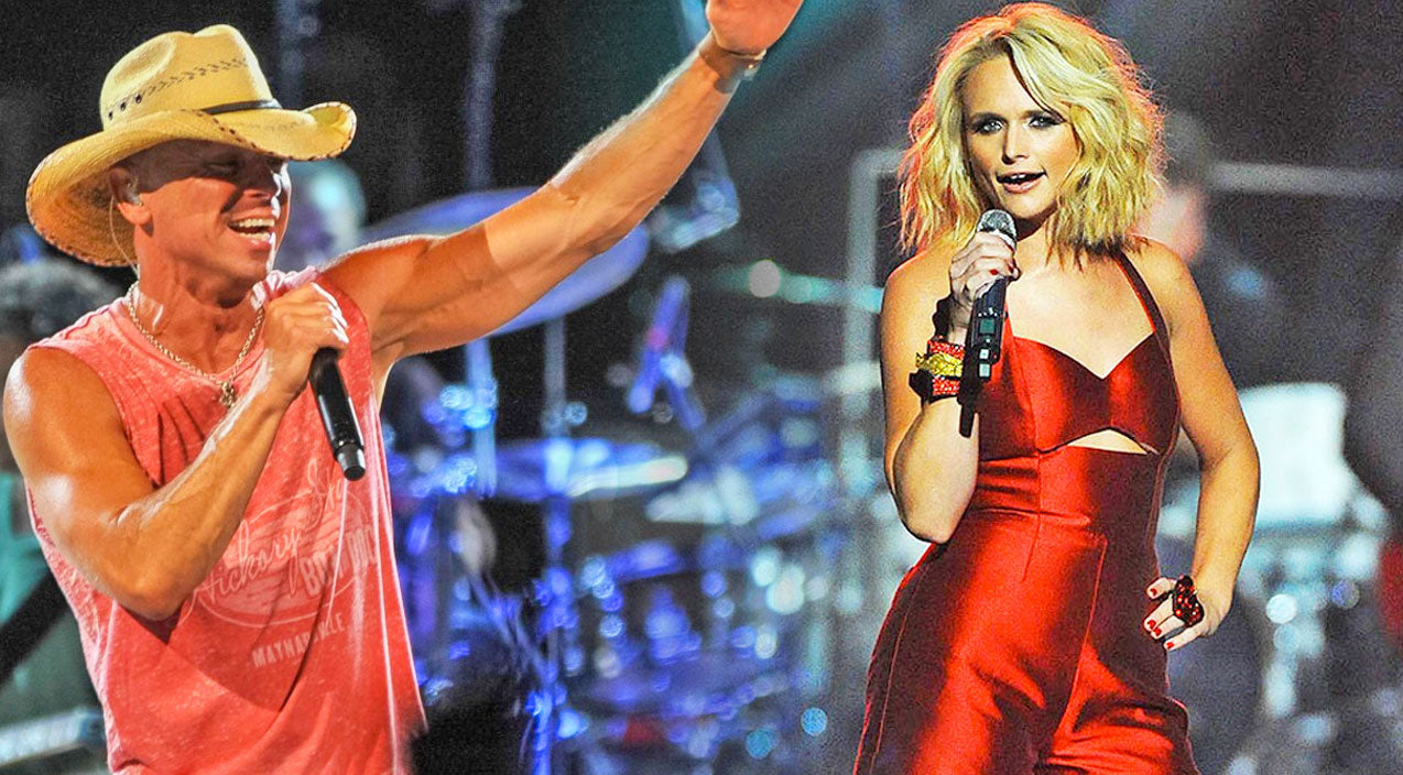 Miranda lambert Songs | Kenny Chesney & Miranda Lambert Shock Crowd With Sultry 'She Thinks My Tractor's Sexy' Duet | Country Music Videos