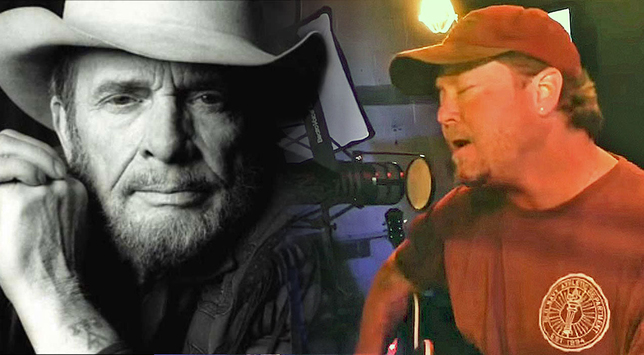 Tracy lawrence Songs | Tracy Lawrence Honors Merle Haggard With Brilliant Acoustic Performance | Country Music Videos