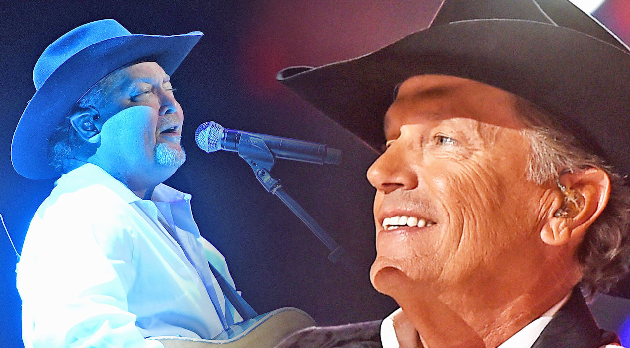 Tracy lawrence Songs | Tracy Lawrence Thrills Fans With Surprise Performance Of George Strait's 'Troubadour' | Country Music Videos