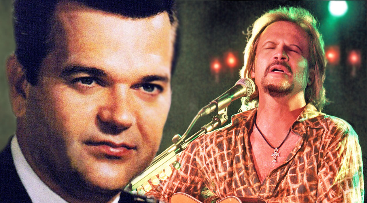 Travis tritt Songs | Travis Tritt Pours Heart Into Emotionally-Charged Tribute To Conway Twitty | Country Music Videos