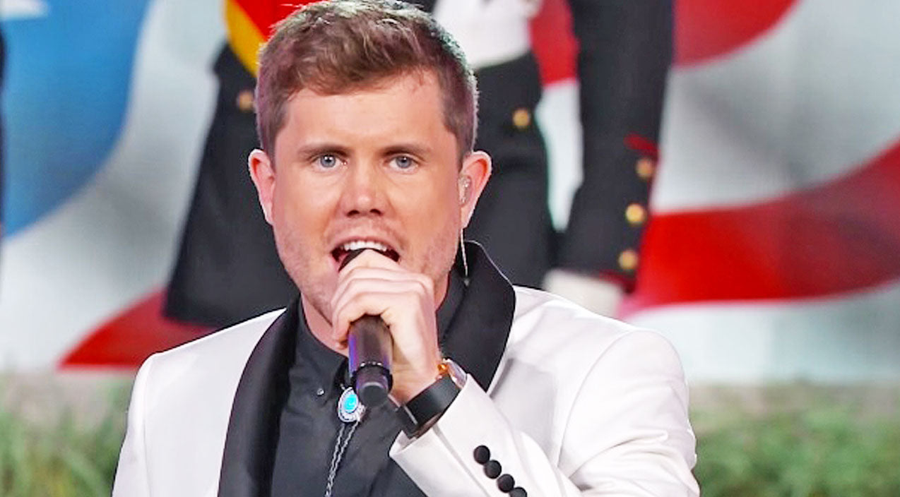 Trent harmon Songs | 'American Idol' Champion Leaves Crowd Breathless With Stunning Rendition Of National Anthem | Country Music Videos