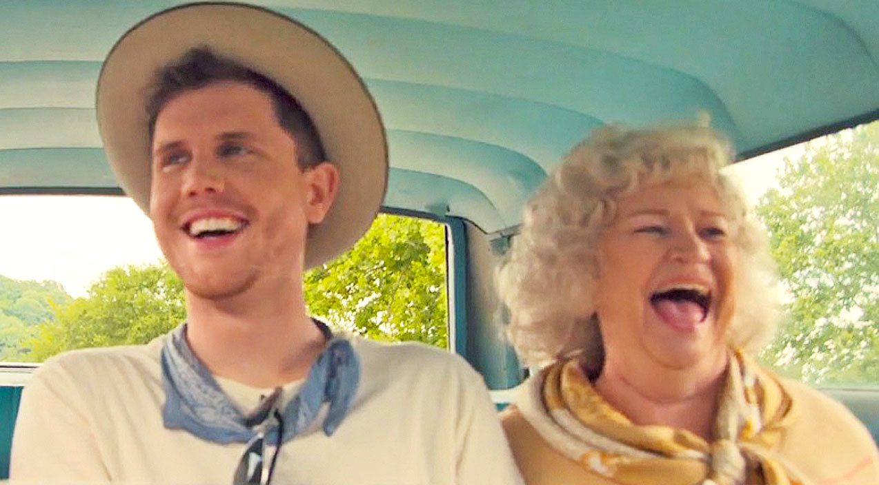 Trent harmon Songs | 'American Idol' Winner Trent Harmon Takes Off On Wild Road Trip In Debut Music Video | Country Music Videos